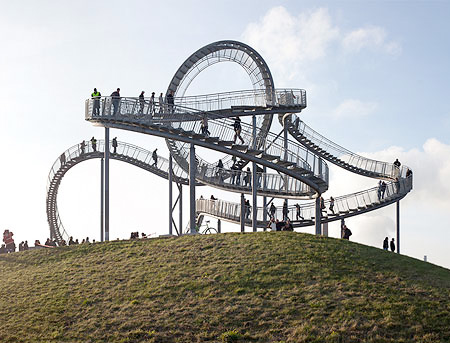 Walkable Rollercoaster
