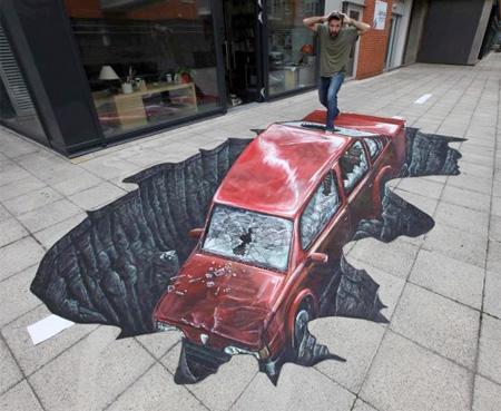 3D Car Crash