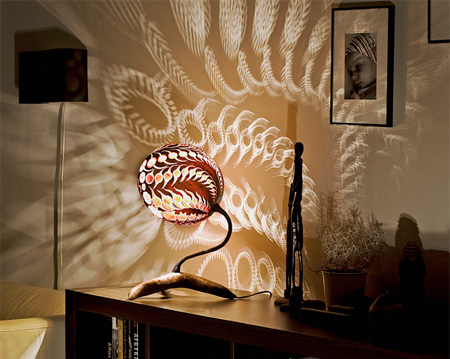Calabarte Lamp