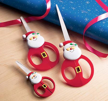 Santa Claus Scissors