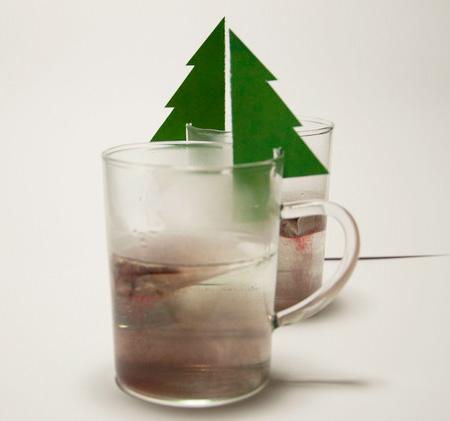 Tree Tea Packaging