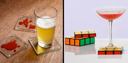 Cool and Unusual Coasters