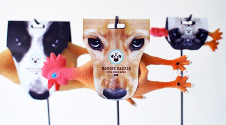 Dog Toy Packaging