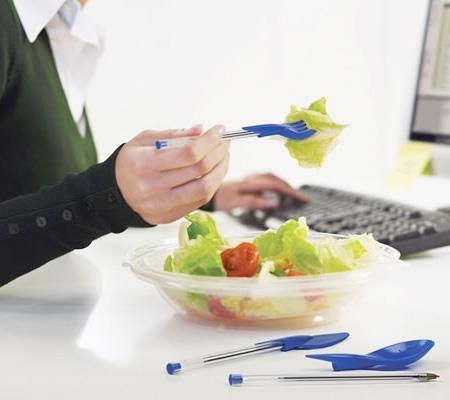 Pen Cap Cutlery
