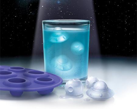 UFO Ice Cube Tray