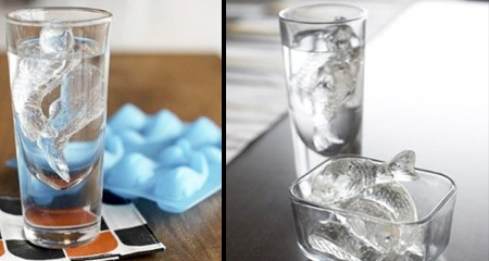 Fish Ice Cube Tray