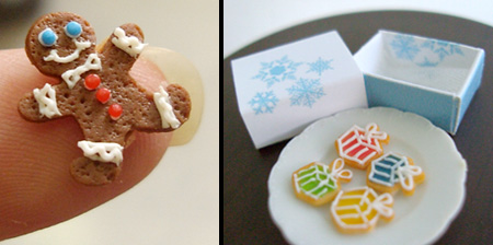 Miniature Cookies