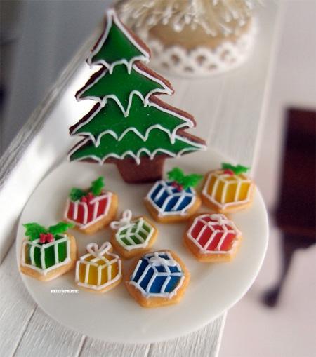 Christmas Themed Cookies