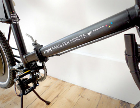 Feats Per Minute Bicycle