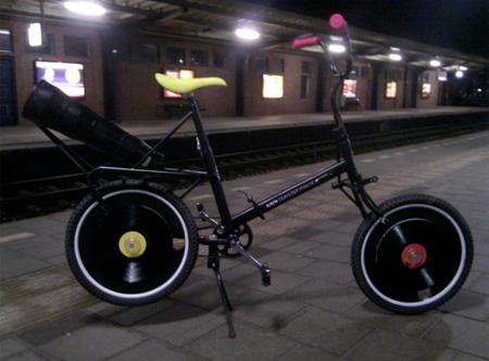 Feats Per Minute Bike