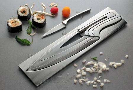 Nesting Knife Set