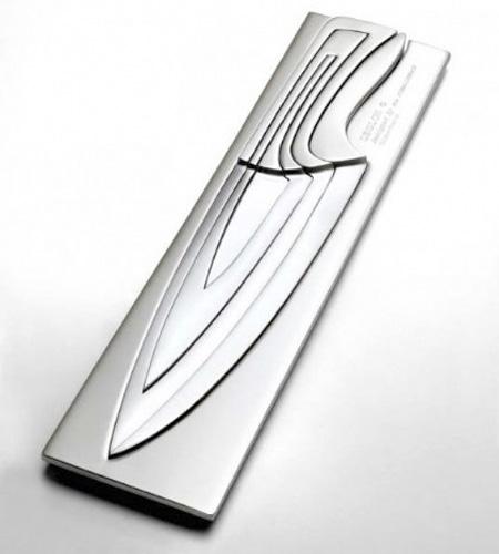 Matryoshka Knife Set