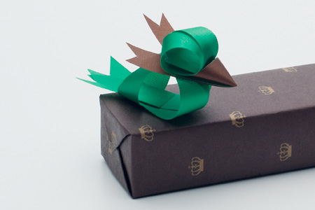 Ribbon Bird