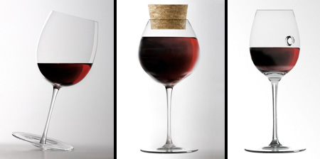 Unique and Creative Wine Glasses