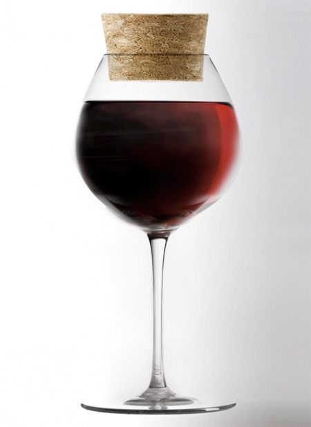 Conservatore Wine Glass