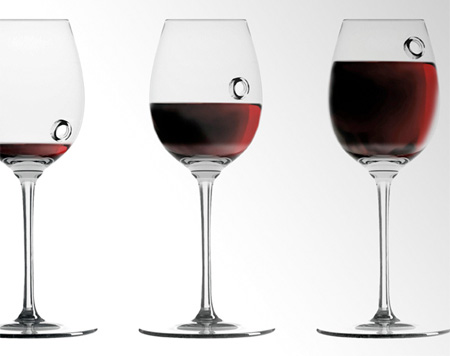 Emozionali Wine Glass
