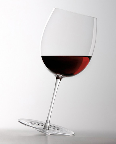 Lestroverso Wine Glass