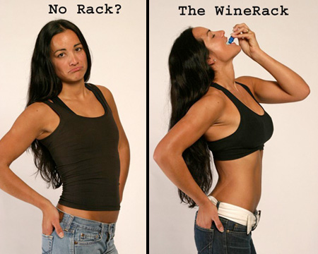 Wine Rack Bra