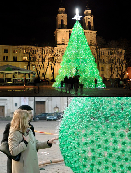 Emerald Christmas Tree