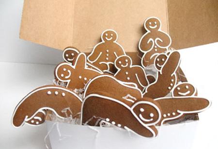 Gingerbread Men Yoga