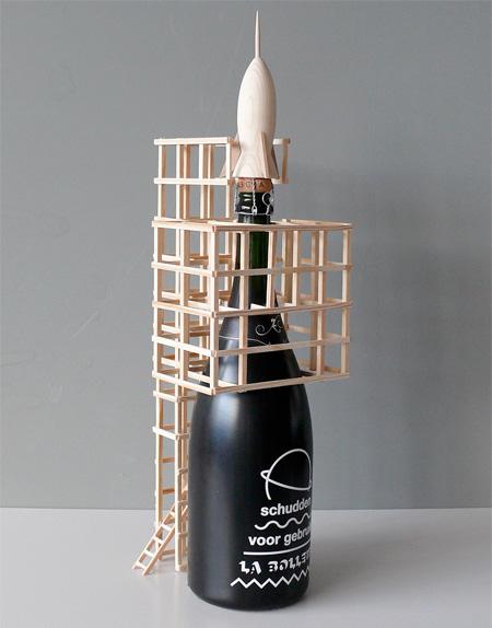Zarb Rocket Champagne