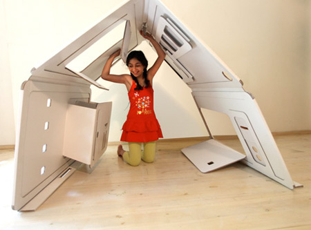 Pop Up Playhouse