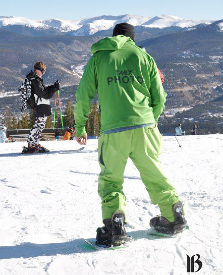Dual Snowboarding