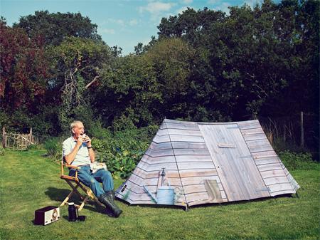 FieldCandy Camping Tent