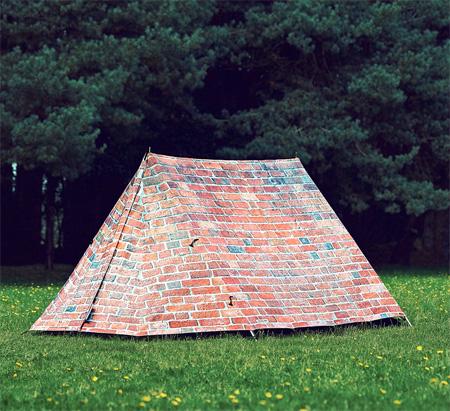 Brick Camping Tent