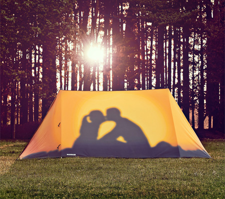 Get a Room Camping Tent