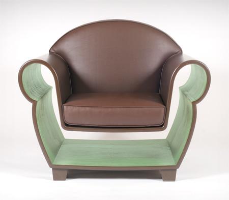 Storage Chair