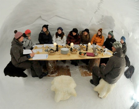 Igloo Restaurant