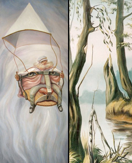 Oleg Shuplyak Paintings