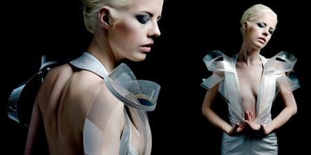 Transparent Dress