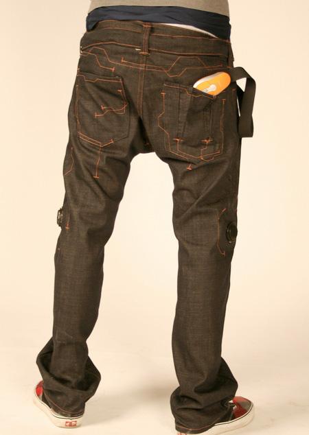 Erik De Nijs Keyboard Jeans