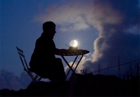 Moon Dinner