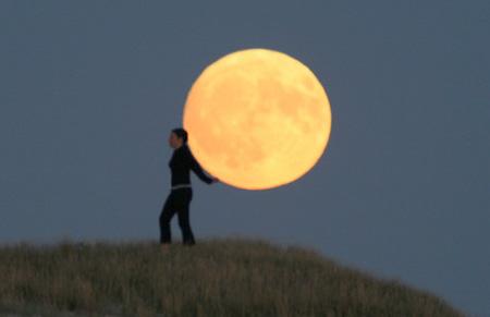 Amazing Moon Photography