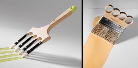Innovative Paintbrushes
