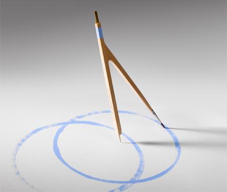 Circle Paintbrush