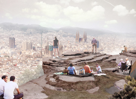 Barcelona Rock