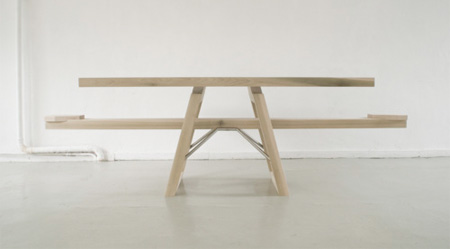 See-Saw Dining Table