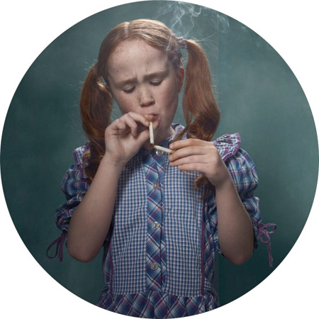 Smoking Child