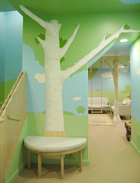 Kidtropolis Tree House