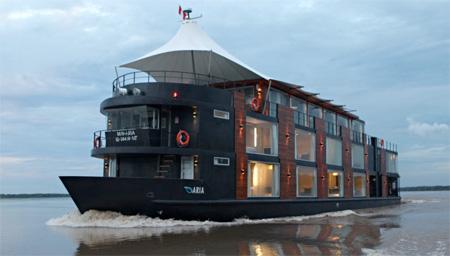 MV Aria Cruise Ship