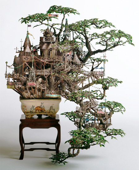 Bonsai Tree House