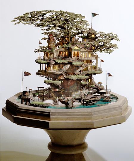 Takanori Aiba Bonsai