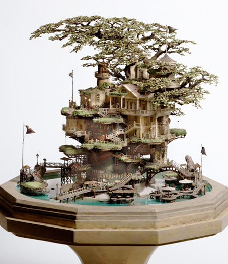 Takanori Aiba Bonsai Art