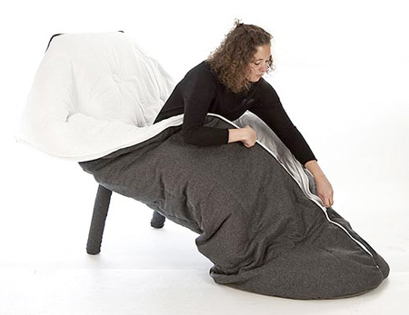Cocon Chair Celine Merhand