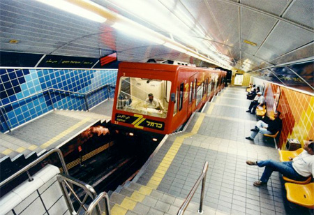 Israel Subway