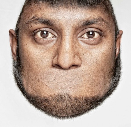 Inverted Head